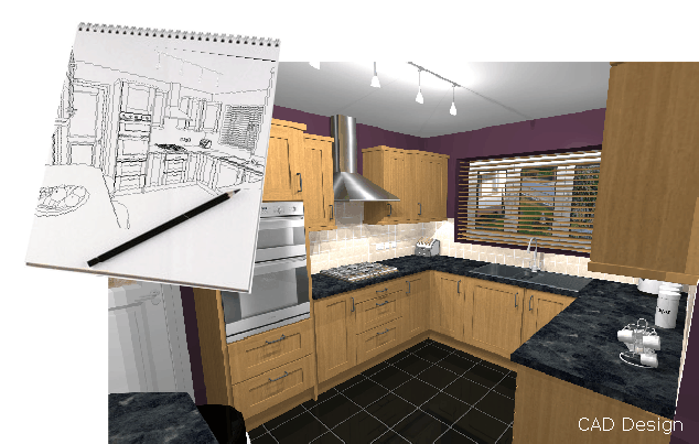 Kelly Will Use Photorealistic Computer Aided Design (CAD) Software To  Produce A Design, Based On Your Brief And Budget. We Will Schedule A Second  Visit To ...